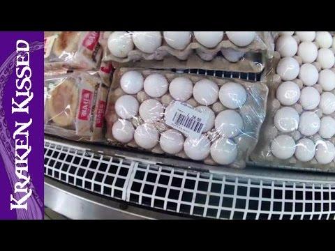 ⚓️Aquiring food in Roatan Honduras aka grocery shopping⚓️ September 2016