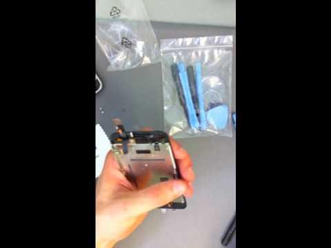 Zeetron Pre-Installed Iphone 3g 3gs glass repair