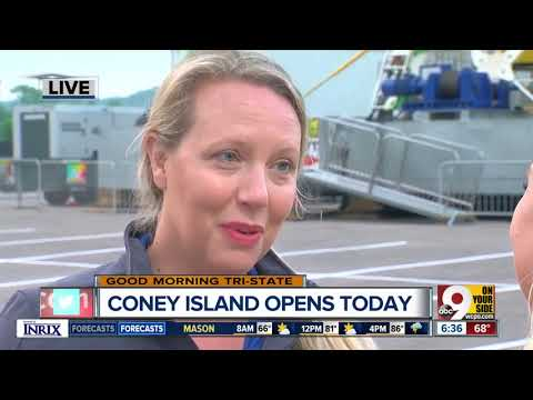 Coney Island to open with 155-foot SkyWheel