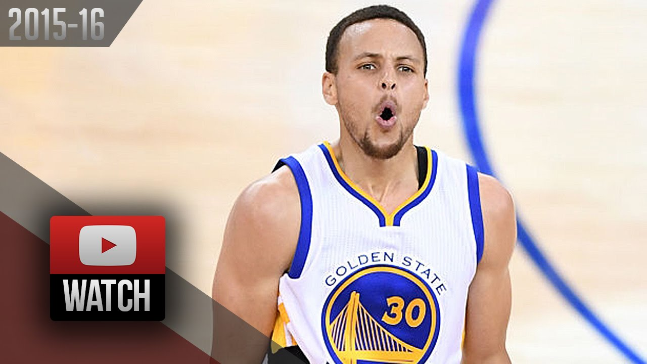 Stephen Curry Full Game 7 Highlights vs Thunder 2016 WCF - 36 Pts, 8 Ast, UNREAL!