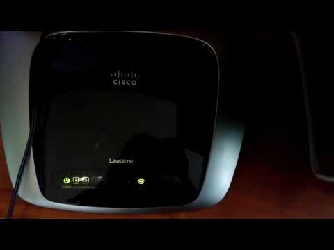 cara setting modem adsl cisco WAG320N menjadi router wireless