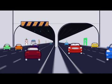 Safe Driving in Road Tunnels