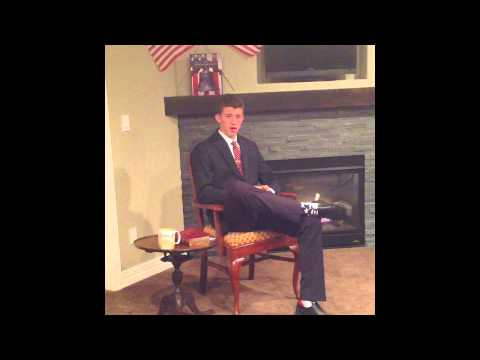 Win with Vin - Mullen High School Student Council Campaign Video