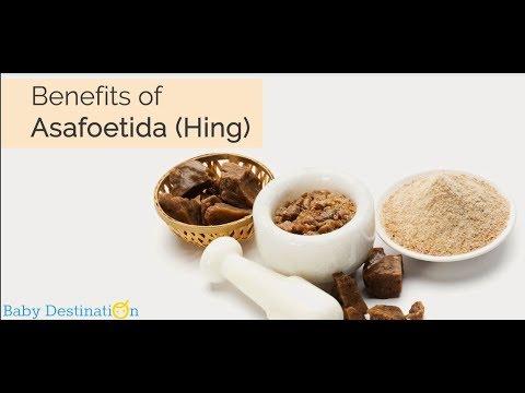 Benefits of Asafoetida For Babies