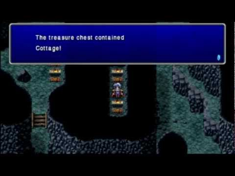Let's Play FFIV The After Years (PSP) #075 Tail Collector