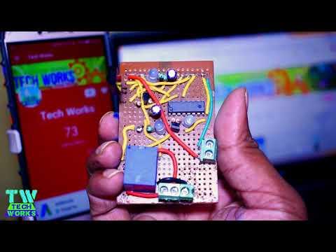 IR Remote Control Switch