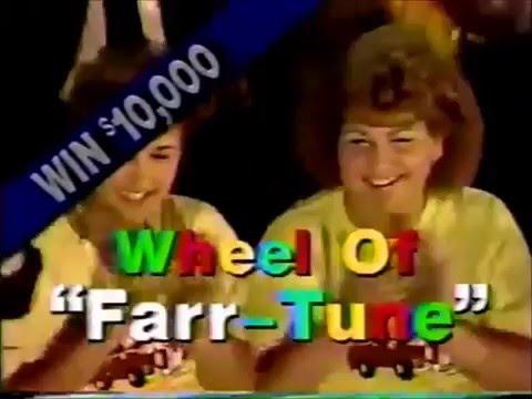 1987 Detroit: Mel Farr Ford Commercial: Wheel of Farr-tune