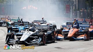 Download IndyCar Toronto 2019 | EXTENDED HIGHLIGHTS | 7/14/19 | NBC Sports Video