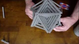 Tutorial: Quintuple Icosahedron (Zen Magnets)