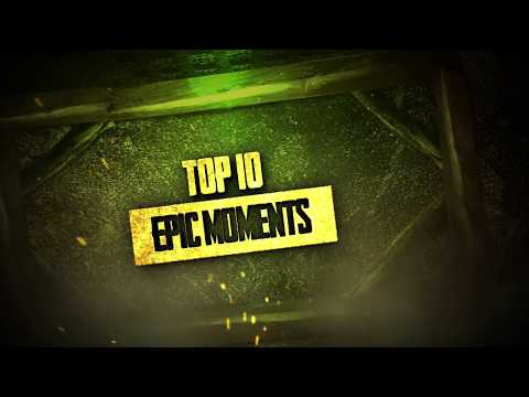 Top 10 Epic Moments from the PUBG EXP* community | GPL
