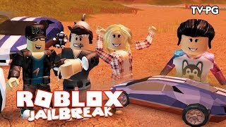 Escaping Prison For The First Time Roblox Jailbreak W - roblox ashleyosity videos