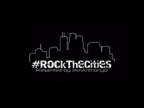 #RockTheCities 60sec Promo 2018