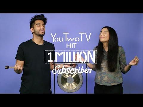 YouTwoTV Celebrates 1 MILLION Subscribers!