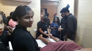 Acupressure Spa Massage training By Dr.Munish Sharma