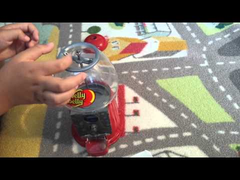 How to put your jelly belly machine back together