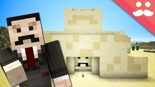 The TEMPLE OF MUMBO in Minecraft!