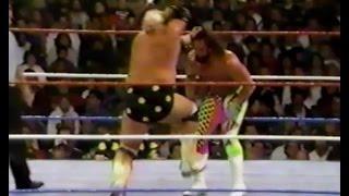 Randy Savage vs Dusty Rhodes
