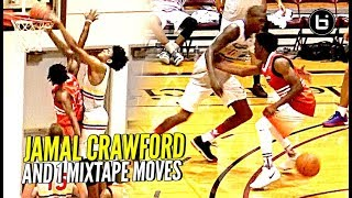 Jamal Crawford And 1 Mixtape Moves at His Pro Am! Matisse Thybulle Dunks ALL OVER DEFENDER!!