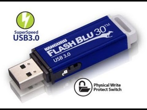 How to Fix USB Write Protection Errors
