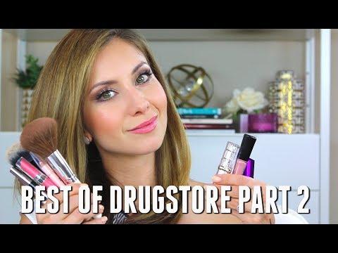 Favorite Drugstore Products Part 2 | Makeup, Shadow, Lipsticks