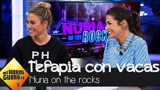 Nuria Roca deja sin palabras a Blanca Suárez y Macarena García - El Hormiguero 3.0