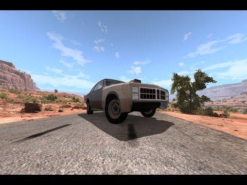 BeamNG. Drive: RoadKill Extra: Closer Look At General Hawk