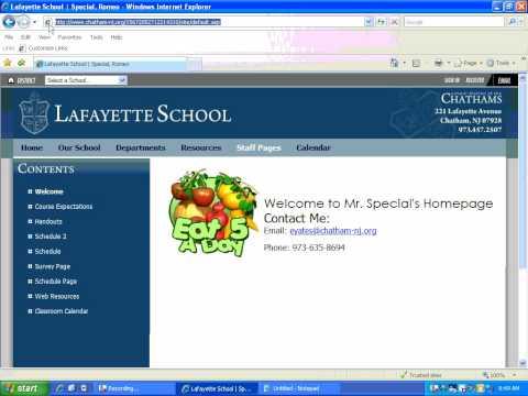 Put a Website Link Button on Internet Explorer
