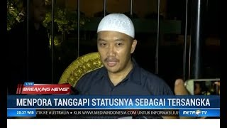 Imam Nahrawi: Kita Buktikan di Pengadilan!