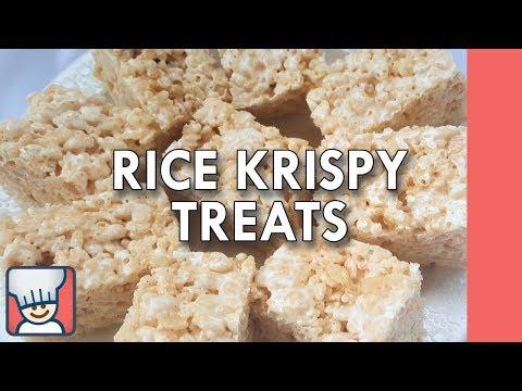 How to make Rice Krispy treats