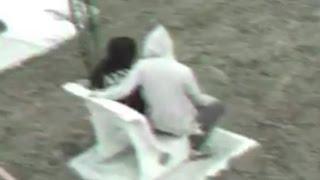 MEMALUKAN!!! Kantoi 'BERMAIN' di Taman Permainan (CCTV VIDEO)