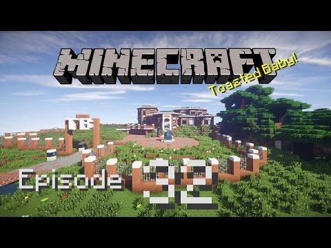 Toasted Plays: Minecraft - Season 2 Episode 32 - Auto Tree Farm