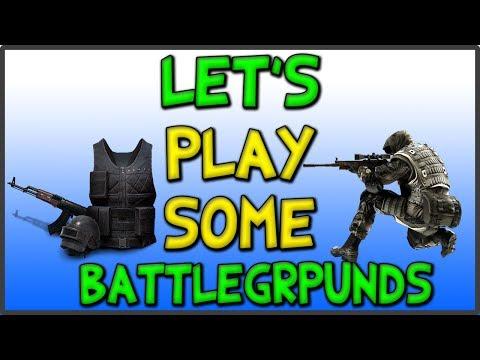 PLAYERUNKNOWN'S BATTLEGROUNDS  // Just a shit game !!!