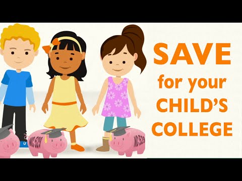 Save for Your Child's College with NC 529 Plan