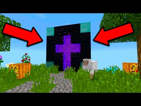 I FOUND LICK in Minecraft Pocket Edition (Fighting Lick Boss Fight Map)