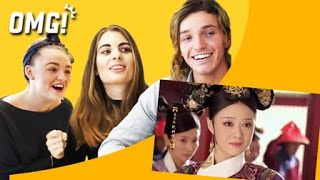 British Reaction to Chinese Drama: Empresses in the Palace 英国人组团看甄嬛