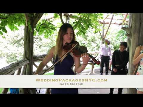 Por una Cabeza by Sato Matsui for Wedding Packages NYC