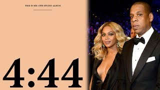 Jay Z Apologizes To Beyonce For Cheating, Calls Out Becky & MORE On 4:44 Album