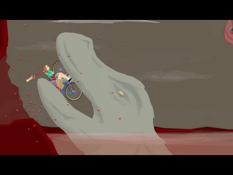 WHAT THE HELL? HAPPY WHEELS MADNESS!