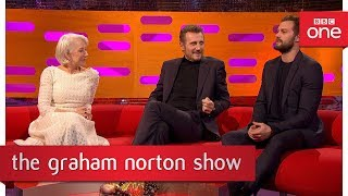 Jamie Dornan made himself some fake pubic hair  - The Graham Norton Show - BBC One