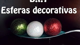 Bolitas De Navidad En Foamy O Gomaeva Termoformadas Sobre
