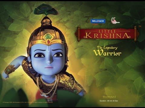 Little Krishna - The Legendary Warrior - English