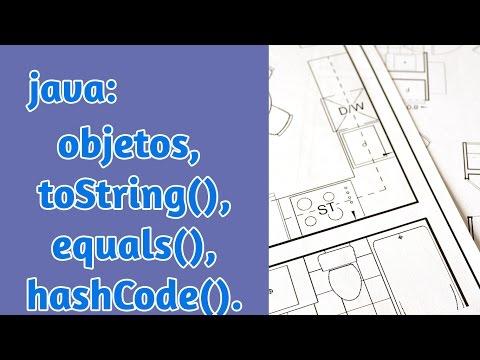 Java-Objetos: toString(), equals(), hashCode()