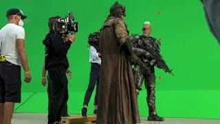 The Making of SNYDER CUT «Zack Snyder's Justice League»