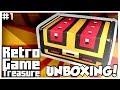 RETRO GAME TREASURE GALORE!!! #1