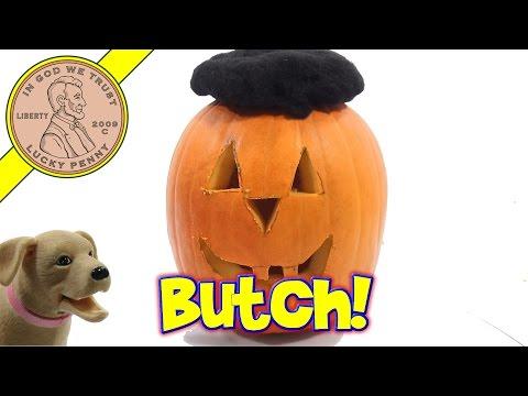 I Carve A Butch-O-Lantern, Halloween Pumpkin Carving!