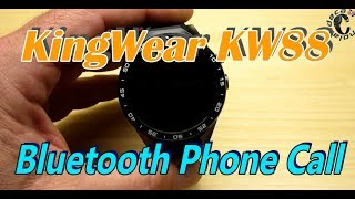 Watchfaces on KW88 with new firmware