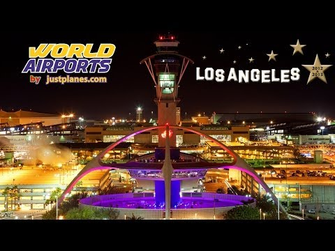 LAX Airport - Widebody Overload!!