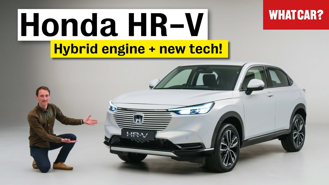 2021 NEW Honda HR-V walkaround – BIG changes for hybrid SUV | What Car