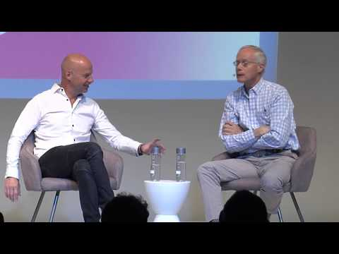 Intersect 2018 | Fireside Chat: Sebastian Thrun & Scott Cook