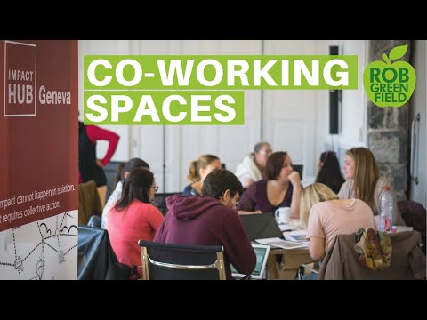 Impact Hub: Co-Working Space for Social Entrepreneurs and Change-makers